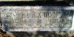 William Harold Plaxton