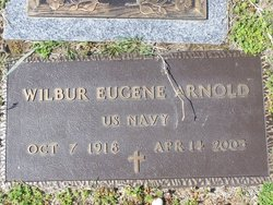 Wilbur Eugene Bill Arnold