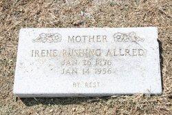 Irene Asilee <i>Rushing</i> Allred