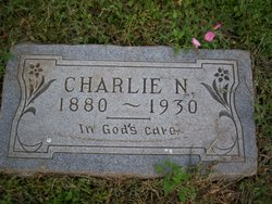 Charlie N Burditt