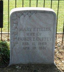 Mary F. <i>Fuller</i> Duffey