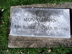 Mary Gladys <i>Pendleton</i> Bowen