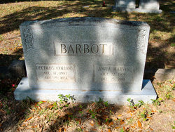 Anita <i>Marvin</i> Barbot