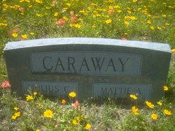 Julius Clinton Caraway