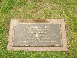Richard C Tish