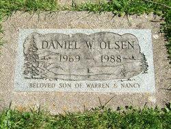 Daniel W Olsen