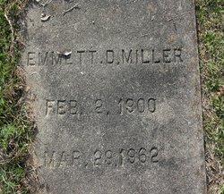 Emmett Miller