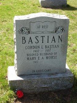 Gordon Love Bastian