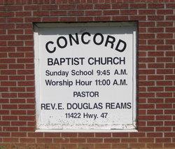 Concord Baptist Church #2