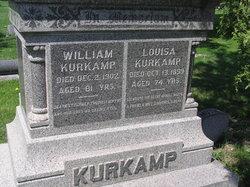 William F. Kurkamp