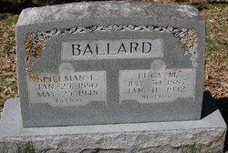 Spillman Edward Ballard