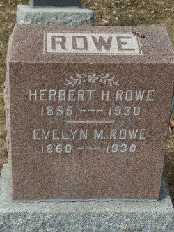 Herbert Henry Rowe