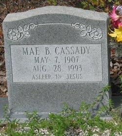 Minnie Mae <i>Bradley</i> Cassady