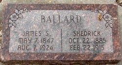 James Sullivan Ballard