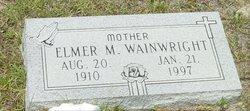 Elma M. <i>Blount</i> Wainwright
