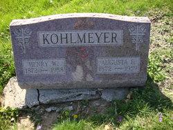 Augusta E. Kohlmeyer