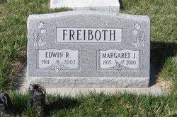 Mrs Margaret J <i>Cummings</i> Freiboth