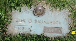 Jane Jennie Gertrude Brumbaugh