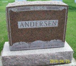 Hansine Sena <i>Hansen</i> Andersen