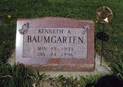 Kenneth Arthur Baumgarten, Sr