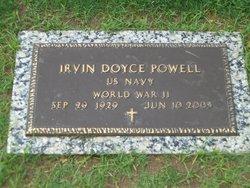 Irvin Doyce Powell, Sr