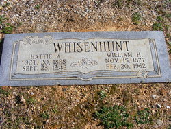 William Henry Whisenhunt