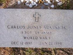 Carlos J. Adkins, Sr