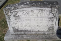 Ella <i>Faircloth</i> Blanchard