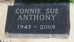 Connie Sue Anthony
