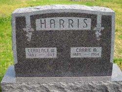 Clarence W. Harris