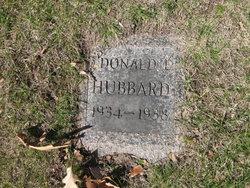 Donald Elbert (Albert) Hubbard
