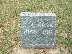Everall Albert E. A. Ross