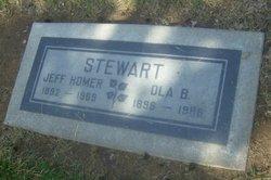 Jeff Homer Stewart