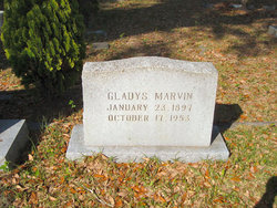 Gladys Marvin