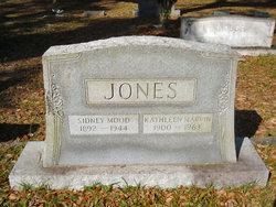 Kathleen <i>Marvin</i> Jones
