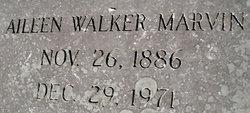 Aileen <i>Walker</i> Marvin