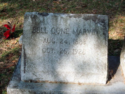 Edith Bell <i>Cone</i> Marvin