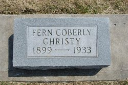 Fern Olive <i>Coberly</i> Christy