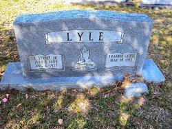 Lafayette Strait Lyle, Jr