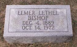 Elmer Lethel Bishop