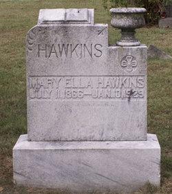 Mary Ella Hawkins