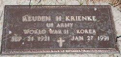 Reuben H. Krienke