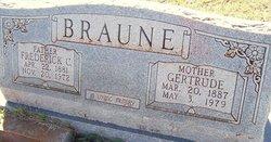 Gertrude Braune
