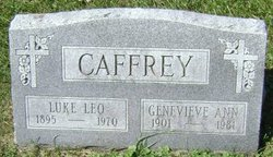 Genevieve Ann <i>Wren</i> Caffrey