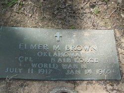 Elmer Mitchell Brown