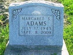 Margaret Sue <i>Abbott</i> Adams