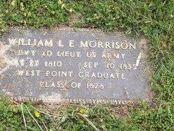 William L E Morrison
