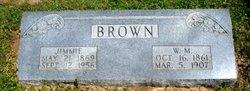 W M Brown