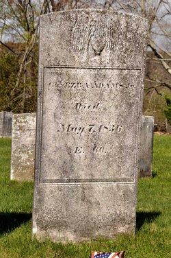 Gen Ezra Adams, Jr