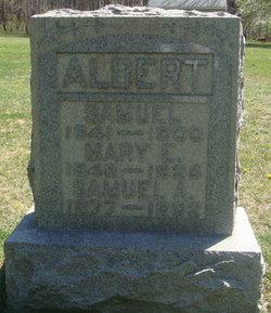 Samuel Albert, Sr